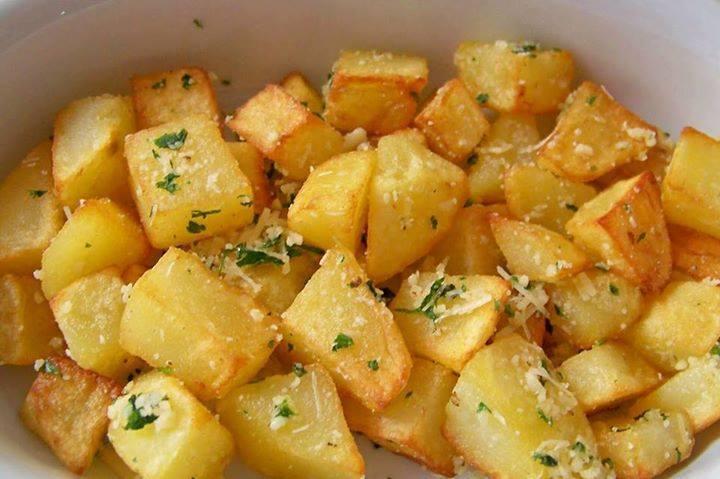 Batatas Sout%C3%A9 que %C3%A9 uma delicia de receita - Batatas Souté é uma delicia de receita