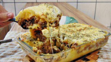 Fricassê de carne moída 390x220 - Fricassê de carne moída, um prato diferente que toda sua família vai adorar.