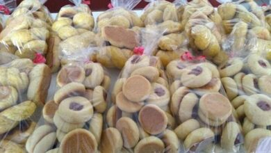 Massa básica para biscoitos