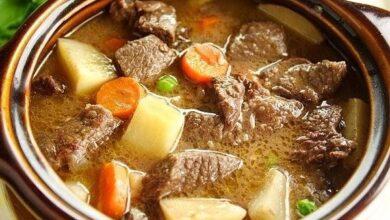 Cozido Brasileiro com Acém muito saboroso