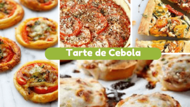 Receita de Tarte de Cebola 390x220 - Receita de Tarte de Cebola