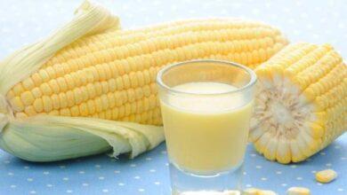 Suco de Milho Caseiro