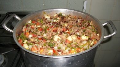 Baiao de Dois Tradicional uma receita facil e rapida 390x220 - Baião de Dois Tradicional uma receita fácil e rápida