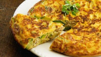 Fritada de Abobrinha deliciosa Receita pratica 390x220 - Fritada de Abobrinha deliciosa: Receita prática!
