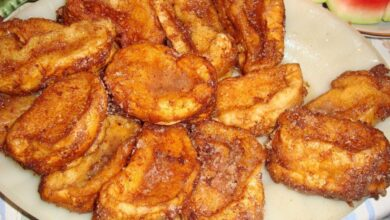 Receita de Rabanada facil e deliciosa 390x220 - Receita de rabanada fácil e deliciosa